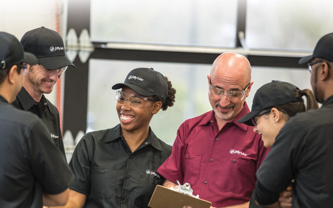 Chicagoland Jiffy Lube® is Now Hiring Managers, Technicians, and Customer Service Advisors
